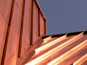 Charming Huntington Beach Copper Roofing